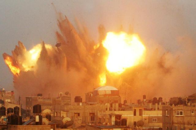 Sobe para 117 o número de mortos em ofensiva de Israel