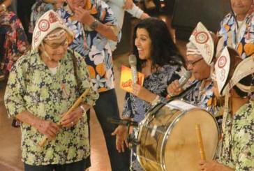 Banda de Pífanos de Caruaru é aclamada em rede nacional