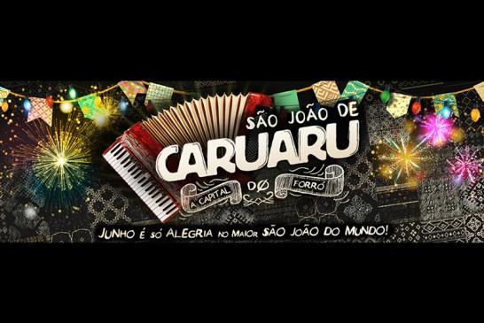 Programação do São João de Caruaru 2015