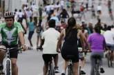 Moradores de 21 bairros de Caruaru frequentam a ciclofaixa
