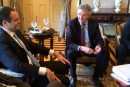 Prefeito de Caruaru tem pauta administrativa com o Governador do Estado