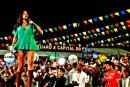 Muito forró e público de mais de 100 mil pessoas marcaram última noite dos festejos