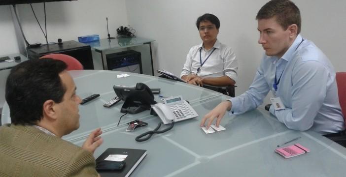 Consulado Britânico se interessa por desenvolvimento de Caruaru