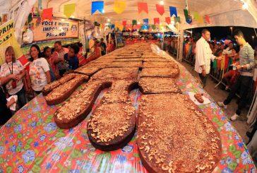 Festival de Comidas Gigantes dá início ao período junino no sábado (27)