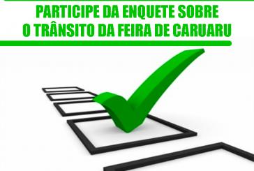 Pesquisa para uma análise da mobilidade ao redor da Feira de Caruaru – Participe