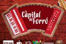 Tudo pronto para a transmissão da TV Capital do Forró