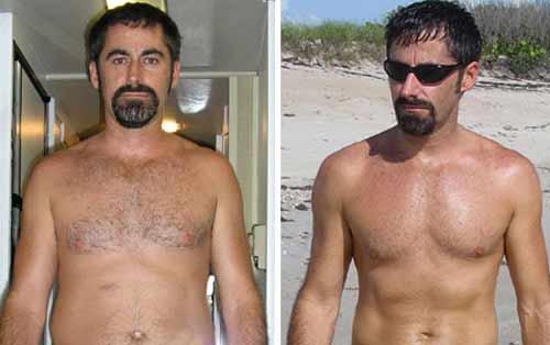 Método altamente secreto ajuda pai de Belo Horizonte a bater recorde mundial: 12 quilos em 4 semanas!