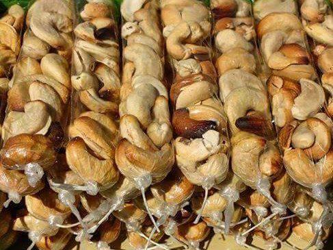 Os benefícios da castanha-de-caju para a saúde