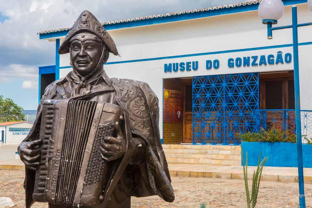 Resultado de imagem para museu de luiz gonzaga