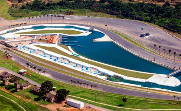 Estrutura dos Jogos Olímpicos do Rio de Janeiro a quatro meses da abertura