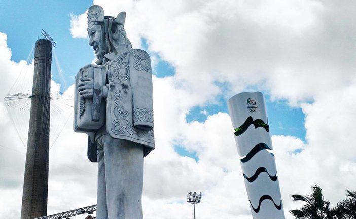Caruaru viverá um momento histórico, quando receberá a #TochaOlímpica