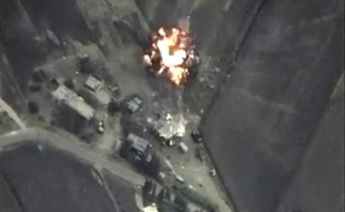 Rússia faz novos ataques aéreos na Síria