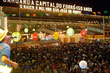 Lançamento Oficial do São João de Caruaru 2016 será no dia 26